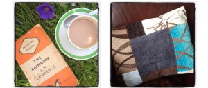 a-good-book-cup-of-tea-and-comfy-cushion-at-The-Pink-House-Lulworth-Dorset1