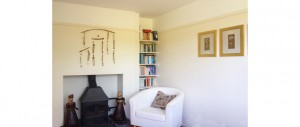 library-and-2nd-lounge-at-The-Pink-House-Lulworth