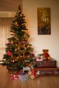 celebrate Christmas at The Pink House Lulworth