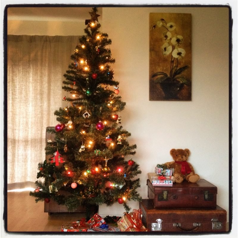 Christmas and New Year at The Pink House Lulworth Holiday Home