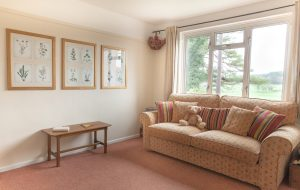 The Pink House Lulworth holiday home accommodation by the Dorset sea