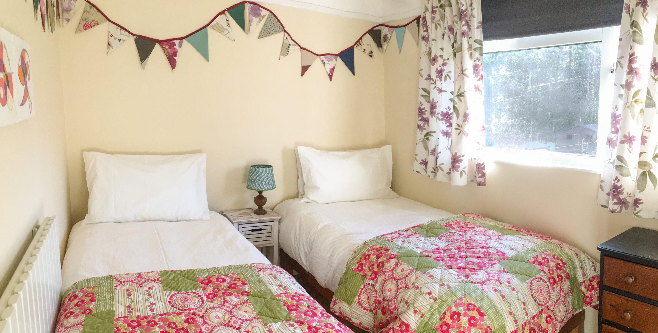 The Pink House Lulworth sleeps 6
